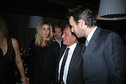 PRINCESS  OF PRESLAV, VALENTINO AND ALASDHAIR WILLIS, Dinner given by Established and Sons to celebrate Elevating Design.  P3 Space. University of Westminster, 35 Marylebone Rd. London NW1. -DO NOT ARCHIVE-© Copyright Photograph by Dafydd Jones. 248 Clapham Rd. London SW9 0PZ. Tel 0207 820 0771. www.dafjones.com.