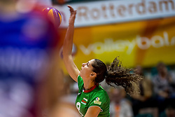 23-08-2017 NED: World Qualifications Czech Republic - Bulgaria, Rotterdam<br /> Eva Yaneva #8 of Bulgaria