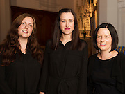 Midsummer Melodies, a concert of choral music with Marine Institute singers, SSE Airs which took  place in the Augustinian Church Galway . Proceeds to COPE Galway . at the event were Danielle Aherne, Rebecca Moffat and Susan Mortimer. Photo:Andrew Downes, xposure.
