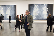 SIMON DE PURY, Georg Baselitz, White Cube, Bermondsey. London. 26 April 2016