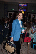 LISA ARMSTRONG, The Foreign Sisters lunch sponsored by Avakian in aid of Cancer Research UK. The Dorchester. 15 May 2012
