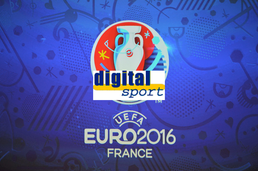 Logo Euro 2016 - illustration