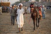 Mallinath Fair at Tilwara near Balotra, Rajasthan, India
