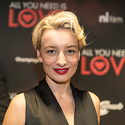 NLD/Amsterdam/20181126 - premiere All You Need Is Love, Karina Smulders
