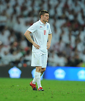 James Milner<br /> England 2009/10<br /> England V Mexico (3-1) 24/05/09 <br /> International Friendly<br /> Photo Robin Parker Fotosports International