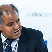 20160616 - Brussels , Belgium - 2016 June 16th - European Development Days - Investing in African fragile states - Who should adapt , investors or countries? - Sanoussi Bilal , Head of the Economic Transformation and Trade Programme at the European Centre for Development Policy Management (ECDPM) - Editor of Great Insights magazine © European Union