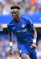 Football - 2019 / 2020 Premier League - Chelsea vs. Sheffield United<br /> <br /> Chelsea's Tammy Abraham in action during this afternoon's game, at Stamford Bridge.<br /> <br /> COLORSPORT/ASHLEY WESTERN