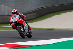 June 1, 2018 - Mugello, FI, Italy - Jorge Lorenzo of Ducati Team during the Free Practice 1 of the Oakley Grand Prix of Italy, at International  Circuit of Mugello, on June 01, 2018 in Mugello, Italy  (Credit Image: © Danilo Di Giovanni/NurPhoto via ZUMA Press)