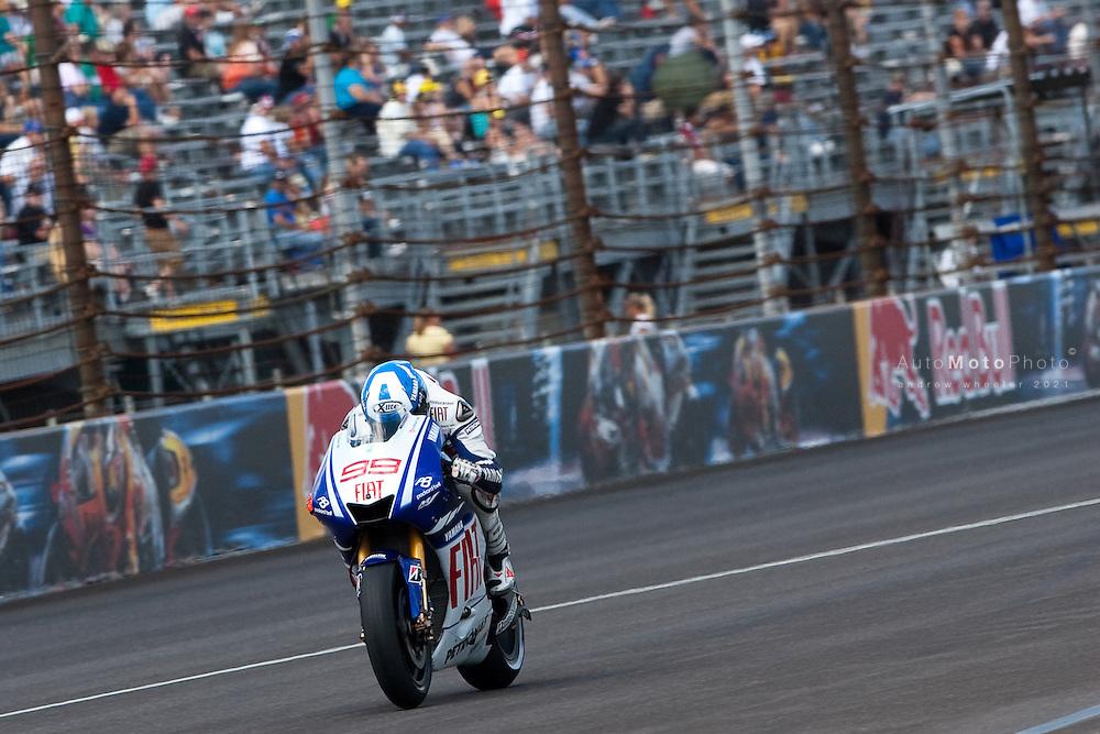 2009 MotoGP World Championship, Round 12, Indianapolis, United States, 30 August 2009