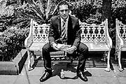 Javier Calvelo/ MEXICO/ MEXICO DF/ Viaje a la Los Estados Unidos de Mexico. Hicimo un paseo por Tlalpan es una de las 16 demarcaciones territoriales de la Ciudad de M&eacute;xico su territorio es suelo de conservaci&oacute;n. Cuenta con el bosque de Tlapan donde acuden las familias hacer activides deportivas y las Fuentes Brotantes. Tlalpan es de origen n&aacute;huatl y significa &quot;lugar de tierra firme&quot; al contrario que xochimilco.<br /> En la foto:  Foto: Javier Calvelo / <br /> 20140505