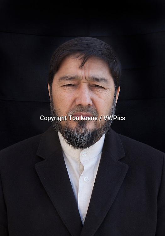 Amer Abdul Latif, ex governeur Kunduz, tribal leader of uzbeks in Kunduz