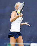 FIU Tennis vs. Ole Miss at the FIU Tennis Facility.  FIU lost to Ole Miss 7-0.  However, Seniors Seredni and Johnson did win their respective doubles match.