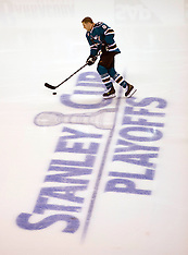 20100416 - Colorado Avalanche at San Jose Sharks (NHL Hockey)
