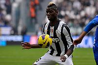 Paul Pogba Juventus.Calcio Juventus vs Sampdoria.Serie A - Torino 06/1/2013 Juventus Stadium .Football Calcio 2012/2013.Foto Federico Tardito Insidefoto.