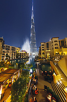 Burj Khalifa view from Palace downtown