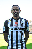 Gael Angoula - 10.09.2014 - Angers - Photo Officielle - Ligue 2<br /> Photo: Philippe Le Brech / Icon Sport