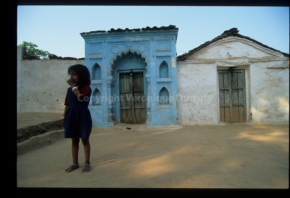 Orshha, Madhya Pradesh, Inde du Sud // Orshha, Madhya Pradesh, Southern India