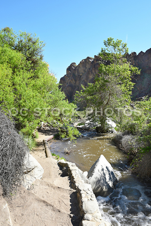 Tahquitz Canyon Trail and Creek