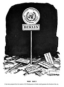 Why Not? It has been proposed that the transfer of UN headquarters to Berlin would guarantee the freedom of the city.