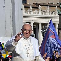 Papa Francesco, inizio pontificato