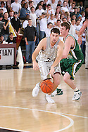 OC Men's Basketball vs Oklahoma Baptist.January 11, 2007