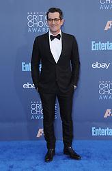 Ty Burrell  bei der Verleihung der 22. Critics' Choice Awards in Los Angeles / 111216