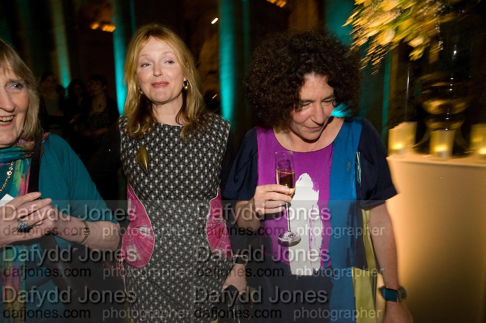 MIRANDA RICHARDSON; FRANCESCA SIMON, Orion Publishing Group Author Party. V & A. London. 18 February 2009.  *** Local Caption *** -DO NOT ARCHIVE -Copyright Photograph by Dafydd Jones. 248 Clapham Rd. London SW9 0PZ. Tel 0207 820 0771. www.dafjones.com<br /> MIRANDA RICHARDSON; FRANCESCA SIMON, Orion Publishing Group Author Party. V & A. London. 18 February 2009.