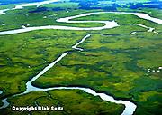 Marshlands, Delaware Bay Estuary, Cumberland Co., New Jersey
