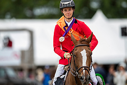Spits Thibeau, BEL, Bellisimo Z<br /> European Jumping Championship <br /> Zuidwolde<br /> © Hippo Foto - Dirk Caremans<br /> Spits Thibeau, BEL, Bellisimo Z
