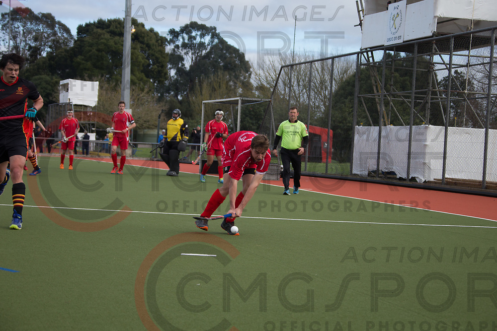 RANKIN CUP HOCKEY<br /> PUKEKOHE HIGH v LINDISFARNE<br /> Gallagher Park, Hamilton<br /> 20170905<br /> Photo Kevin Clarke CMGSPORT<br /> &copy;cmgsport