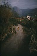 BŽhorlŽguy, Basque Country, France, 1967.