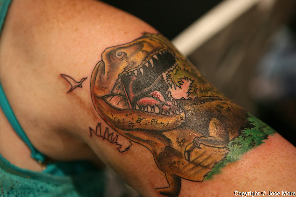 Annual South Florida Tattoo Expo | josé moré