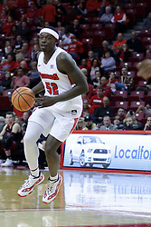 05 November 2017:  Milik Yarbrough during a Lewis College Flyers and Illinois State Redbirds in Redbird Arena, Normal IL