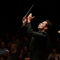 Andr&eacute;s Orozco-Estrada debuted with the Houston Symphony Orchestra in October 2012. Three months later he was appointed Houston's next music director. The relationship has since been extended through the 2021-2022 season.<br />