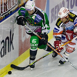 20101017: SLO, AUT, Ice Hockey - EBEL league, Round 12