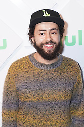 Ramy Youssef at the 2019 Hulu Upfront in New York City.