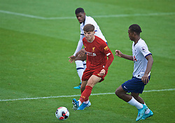 KIRKBY, ENGLAND - Saturday, August 10, 2019: Liverpool's substitute Bobby Duncan during the Under-23 FA Premier League 2 Division 1 match between Liverpool FC and Tottenham Hotspur FC at the Academy. (Pic by David Rawcliffe/Propaganda)