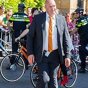 NLD/Den Haag/20160824 - Huldiging sport Rio 2016, beveiliging