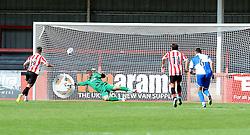 Steve Mildenhall of Bristol Rovers - Mandatory by-line: Neil Brookman/JMP - 25/07/2015 - SPORT - FOOTBALL - Cheltenham Town,England - Whaddon Road - Cheltenham Town v Bristol Rovers - Pre-Season Friendly