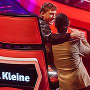 NLD/Hilversum/20190201- TVOH 2019 1e liveshow, Ali B. en Little Kleine