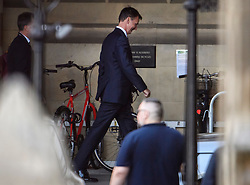 © Licensed to London News Pictures. 04/09/2019. London, UK. Conservative MP JEREMY HUNT is seen at the Houses of Parliament in Westminster, London. British Prime Minister Boris Johnson has a called for a general election after losing his first commons vote and losing his majority, removing his control of parliament. Photo credit: Ben Cawthra/LNP