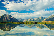 Waterton Lakes and the ocky Mountains <br /> Waterton Lakes National Park<br /> Alberta<br /> Canada