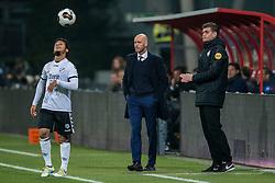 26-10-2016 NED: KNVB beker FC Utrecht, - Fc Groningen, Utrecht<br /> FC Utrecht heeft zich geplaatst voor de achtste finales van de KNVB-beker. De verliezend finalist van vorig seizoen rekende in stadion Galgenwaard af met FC Groningen, bekerwinnaar in 2015 / Yassin Ayoub #6, Coach Erik ten Hag