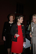 Mrs. Michael Yates, Lady Mackenzie and Lady AgnewMasterpieces of American Jewelry at the Gilbert Collection. Somerset House. 14 February 2005. ONE TIME USE ONLY - DO NOT ARCHIVE  © Copyright Photograph by Dafydd Jones 66 Stockwell Park Rd. London SW9 0DA Tel 020 7733 0108 www.dafjones.com