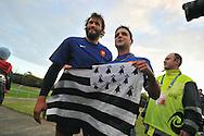 nallet (lionel) Entrainement de l'equipe de France ouvert au public