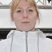 NLD/Amsterdam/20120306 - Presentatie olympisch team NUON - NOC-NSF Vattenfall, judoka Kim Polling