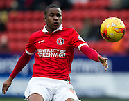 Charlton Athletic v Bristol City - Championship - 06/02/2016