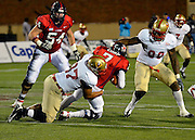 Furious VMI rally isn't enough to stop #6 Richmond as Keydets fall 34-19