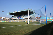 Bristol Rovers ground Memorial Stadium before the EFL Sky Bet League 1 match between Bristol Rovers and Scunthorpe United at the Memorial Stadium, Bristol, England on 24 February 2018. Picture by Gary Learmonth.