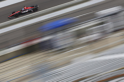 May 18, 2018 - Indianapolis, Indiana, United States of America - ROBERT WICKENS (6) of Canada brings his car down the frontstretch during ''Fast Friday'' practice for the Indianapolis 500 at the Indianapolis Motor Speedway in Indianapolis, Indiana. (Credit Image: © Chris Owens Asp Inc/ASP via ZUMA Wire)